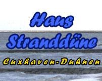 Haus Stranddüne - Ferienwohnung Cuxhaven